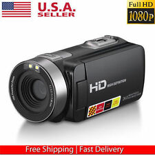 "FULL HD 1080P 24MP 3.0"" LCD Touch Screen Digital Video Camera DV Camcorder"