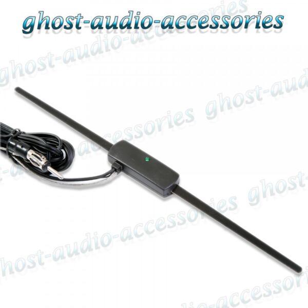 Analitico Rover Vetro Interno Supporto Radio Amplificato Attivo Antenna Stereo Per Auto