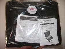 "10"" Fujitsu Ballistic Nylon Laptop/Tablet  Convertible Carry Case  BRAND NEW !"