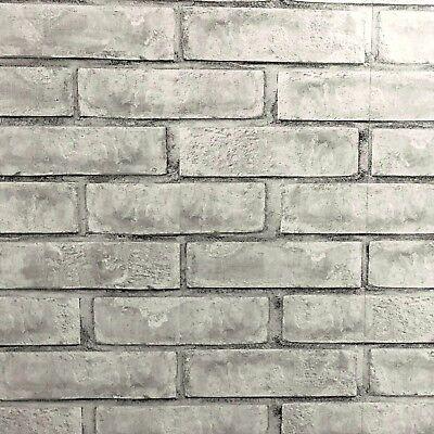 rustic brick grey bathroom wall panels cladding shower pvc