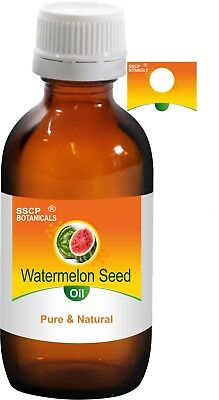 Health & Beauty Self-Conscious Sscp Watermelon Seed Pure & Natural Oil 5 Ml To 250 Ml Citrullus Lanatus