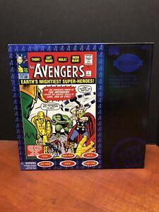 Toybiz Original Avengers Edition Collectionneurs Set Tamp0144