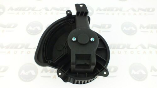 VAUXHALL CORSA D HEATER BLOWER MOTOR FAN AND RESISTOR AND WIRING LOOM 2006 ON