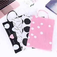 A4 File Document Holder Envelope Wallet Zip Briefcase Folder Waterproof Bag Shan