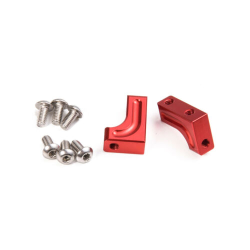 Aluminum Servo Mount For 1//10 Scale RC Crawler Car Axial SCX10 CC01 D90 Red