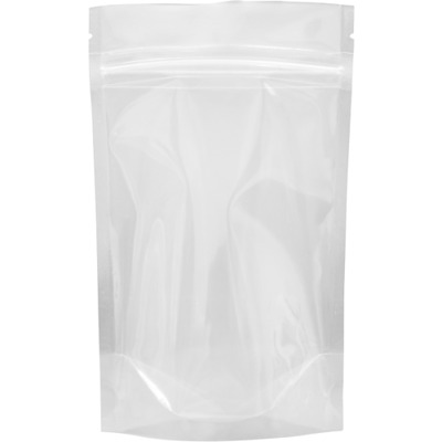 """100//500//1000 QTY Clear Translucent Food Storage Stand Up Zip Seal Bag ~7x10.2/"""""""