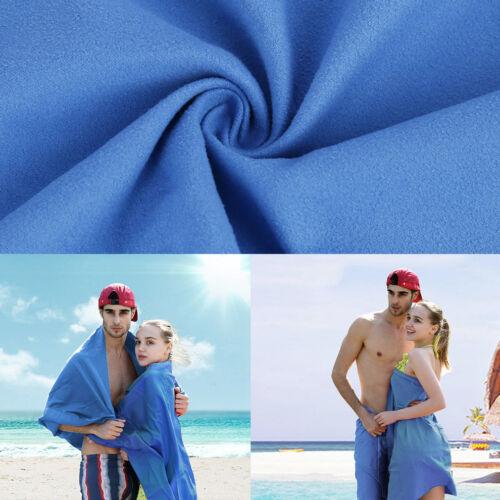 Microfiber Quick Dry Towel Outdoor Beach Towel New Travel Camping Bath Towel