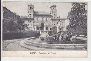 AK Roma, Accademia di Francia, ca. 1910 - Karnabrunn, Österreich - AK Roma, Accademia di Francia, ca. 1910 - Karnabrunn, Österreich