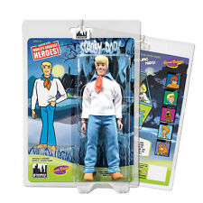Scooby Doo Retro 8 Inch Action Figures Series One Fred Loose in Factory Bag