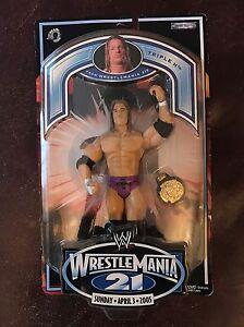 WWE Triple H WrestleMania 21 Figure - <span itemprop=availableAtOrFrom>London, United Kingdom</span> - WWE Triple H WrestleMania 21 Figure - London, United Kingdom
