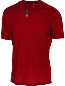 Castelli Procaccini Wool Short Sleeved Cycling Base Layer Mens