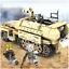 Custom Bricks NEU Soldaten WW2  SdKfz 251 mit Figuren LEGO//COBI  kompatibel