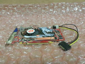 ATI-RADEON-109-A31900-00-Video-Graphics-Card-0K3856-102A3190300-256MB