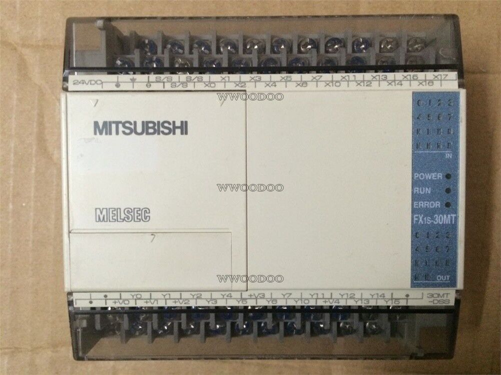 Used 1Pc Mitsubishi FX1S-30MT-DSS Programmable Controller Brand New ts