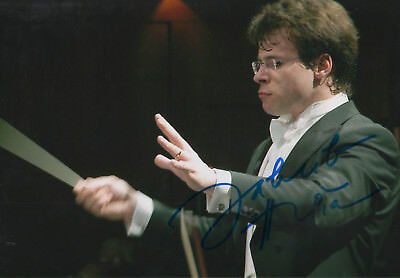 Music The Cheapest Price Jacub Hrusa Conductor Signed 8x12 Inch Photo Autograph Colours Are Striking Classical, Opera & Ballet