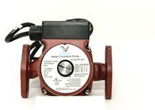 Circulation Pump 185gpm 3 Speed 115v 60hz Recirculation Pump With 1 Inch Npt