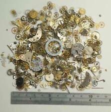 30g Watch parts JEWELLERY MAKING STEAMPUNK ALTERED ART CRAFTS CYBERPUNK cogs