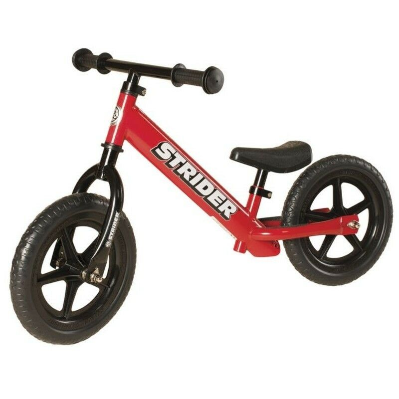 Strider St-M4Ed Classic 12  Pedal-Free Bike Red (14)