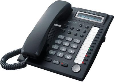 REFURBISHED PANASONIC KX-T7630-B KX-T7630B KXT7630B KX-T 7630-B KXT 7630-B 7630