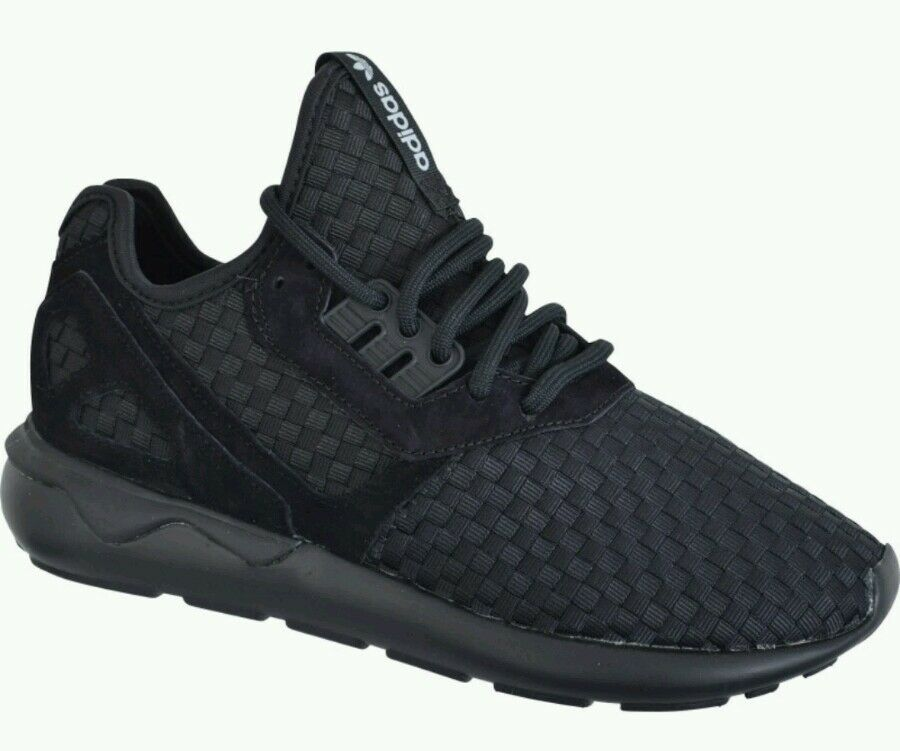 Adidas männer tubuläre läufer kern turnschuhe männer Adidas uns 13 schwarz - weiß - b25534 neue 669ab2