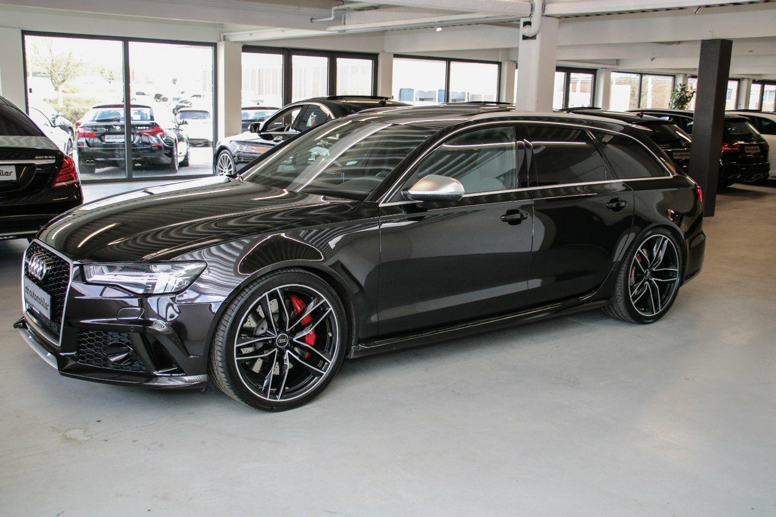 Audi RS6 4,0 TFSi Avant quattro Tiptr. 5d - 8.453 kr.
