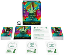 Pothead Against Sanity Card Game is Hilarious Entertainment for Any Adult Party