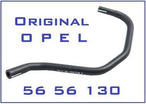 OPEL-Agila-A-Z12XE-Z12XEP-Entlueftungsschlauch-Schlauch-an-Ventildeckel