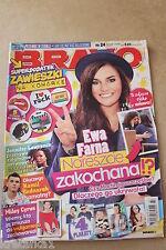 Bravo 24/2013 Ellie Goulding,Lady Gaga,Jennifer Lawrence,Miley Cyrus