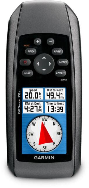 gpsmap 78s handheld marine gps navigator 010
