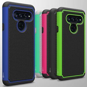 For Lg V40 Thinq Case Tough Protective Hard Hybrid Shockproof Slim Phone Cover Ebay
