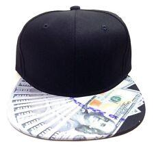 CASH MONEY NEW HUNDRED DOLLAR BILLS BENJAMIN FRANKLIN STRAPBACK HAT CAP SNAPBACK