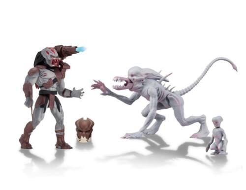NECA Alien /& Predator Classics Set de 2 14 cm action figures Pre order 3RD Jan