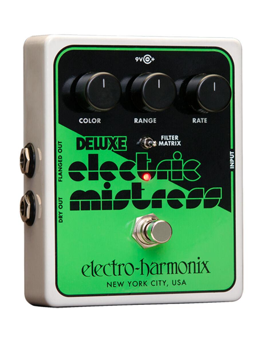 Electro-Harmonix XO Deluxe Electric Mistress Flanger free shipping