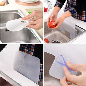 New Fashion Sink Water Spitting Baffle Board Water Splash Guards