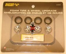 XMODS x3200 evo gen1 espuma Renn-neumáticos-set 4 llantas + 4 neumáticos * nuevo * 59702