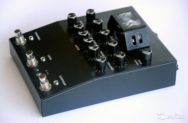 Guitar preamp based on ENGL