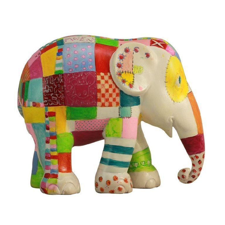 Elefant der ELEPHANT PARADE - Iro Iro ... ... ... 15cm - limitiert fb92cb