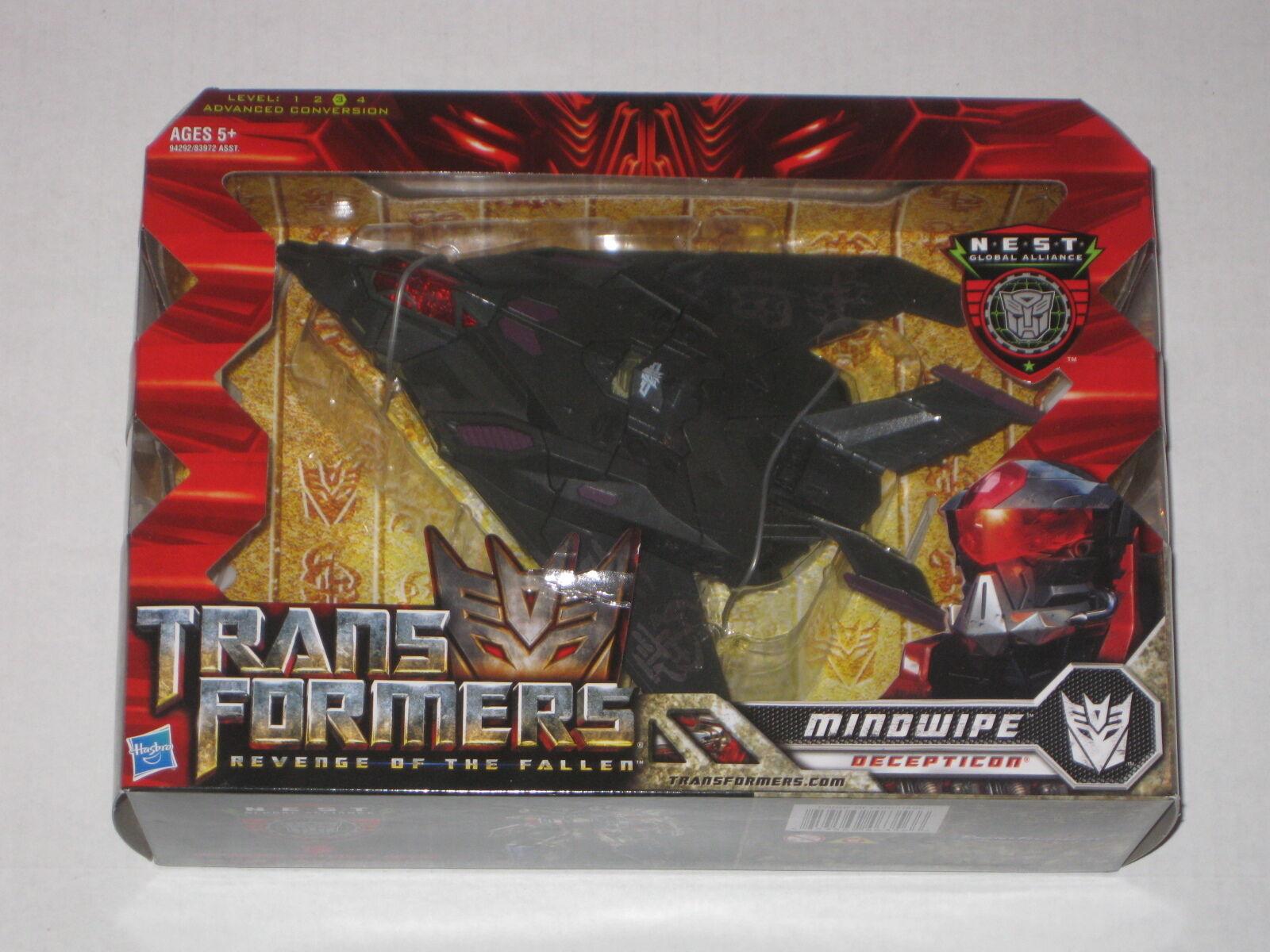 Transformers Revenge Revenge Revenge of the Fallen redF Mindwipe NEST Voyager 84d397