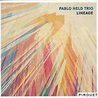 Lineage von Pablo Held,Pablo Held Trio (2016)