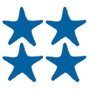 SEESTERNE-AUFKLEBER-Maritim-Deko-Sticker-Meer-Fliesen-Bad-Moebel-Starfish-Ocean