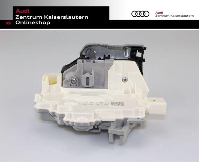 Audi Original Türschloss 8J1837015A Fahrerseite vorne links Tür Schloss öffnen