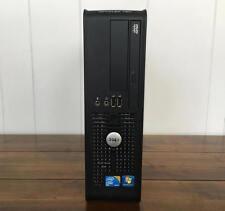 Tour DELL Optiplex 780 SFF Intel Quad Core RAM 6Go SSD 128 + DD 500Go DVD Win 7