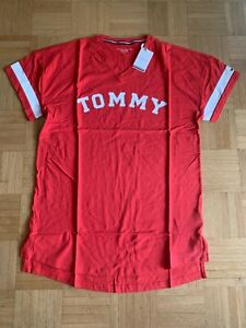 TOP Nachthemd Sleepshirt TOMMY HILFIGER Gr. XS, S, M Original NEU mit Etikett