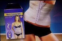 Waist Tummy Trimmer Belt Weight Loss Wrap Body Contouring Shaper Size Medium