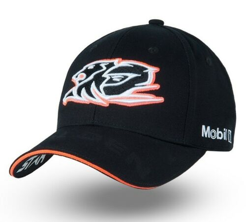 HOLDEN RACING M HRT BLACK CAP TANDER COURTNEY V8 SUPERCARS BATHURST