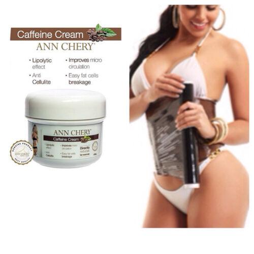 ANN CHERY AUTHENTIC 2021 BLACK Latex 3-HOOK Waist Cincher Faja Colombiana Shaper