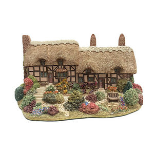 Lilliput-Lane-Anne-Hathaway-039-s-Cottage-1989-Boxed-With-Deeds-Mint-Condition