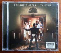 SCISSOR SISTERS - 'Ta-Dah' [1705087, 2006, CD]