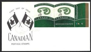 Canada    # 1883 Pair   SPECIAL YEAR OF THE SNAKE CACHET    New 2001 Issue