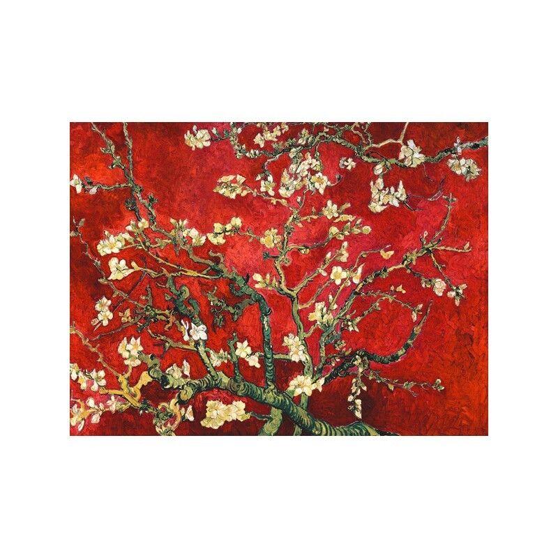 Quadro su Pannello in Legno Legno Legno MDF Vincent Van Gogh Deco – Femmedorlo in fiore (Rouge  v | La Boutique En Ligne  | 2019  | Extravagant  a94aa6